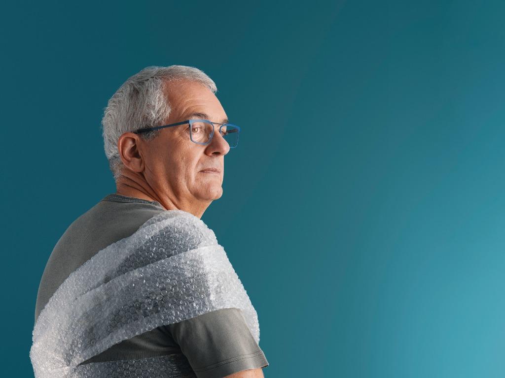 GETUIGENIS Wereld Osteoporose Dag: Rudi (63) vertelt over zijn leven met de ziekte