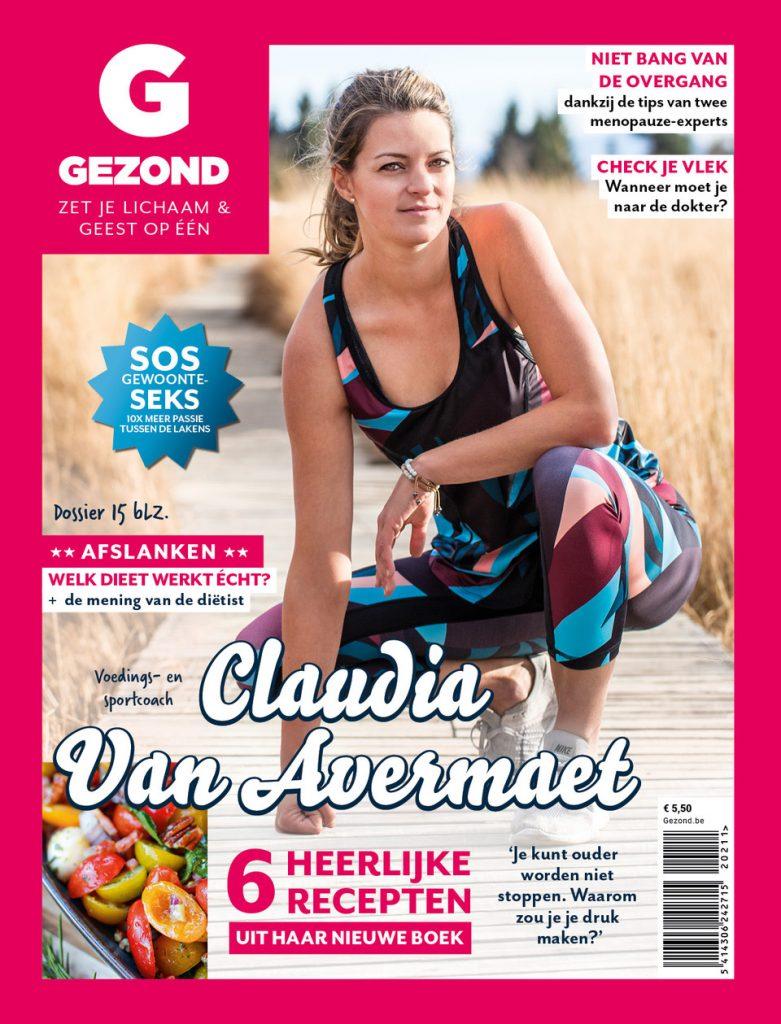 Nu in de winkel: de lente-editie van ons magazine Gezond (en dit staat er allemaal in!)