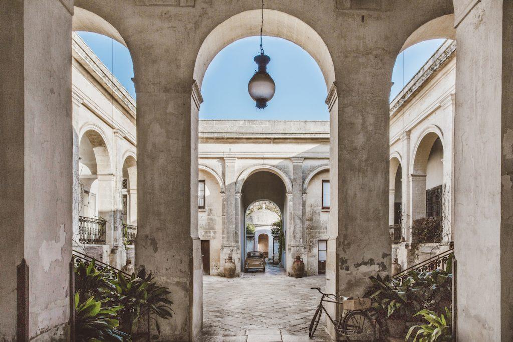 Palazzo Daniele in Puglia