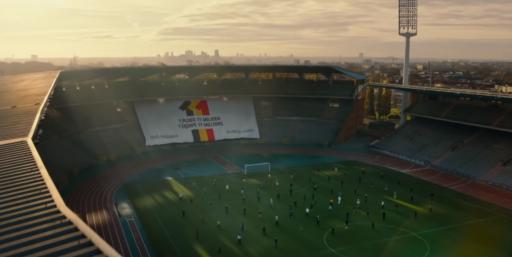 Match retour pour '1 équipe de 11 millions': nouvelle offensive publicitaire à 4 millions d'euros pour battre le Covid