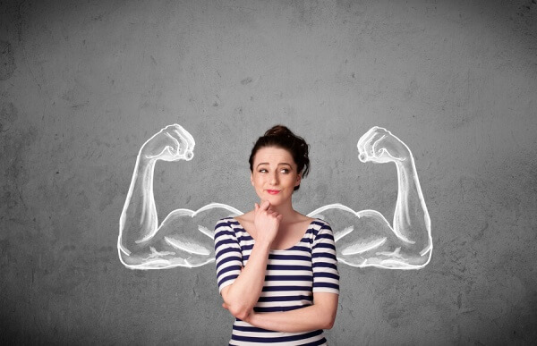 10 bewijzen dat jij een sterke vrouw bent