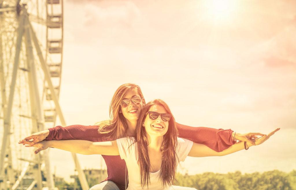 10 dingen die alleen je beste vriendin over je weet