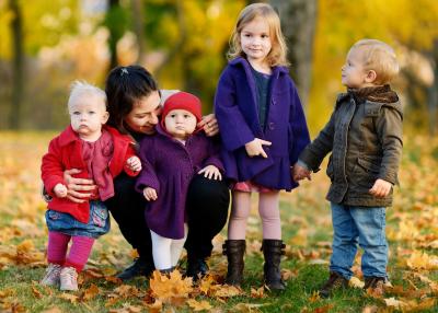 10 dingen die je alleen herkent als je uit een groot gezin komt
