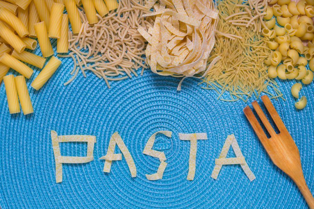 10 gouden regels voor het koken van pasta
