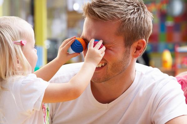 10 redenen waarom alleenstaande papa's de beste lovers zijn