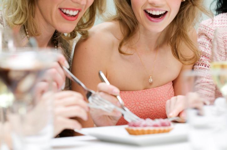 10 redenen waarom er altijd plaats is voor een dessertje