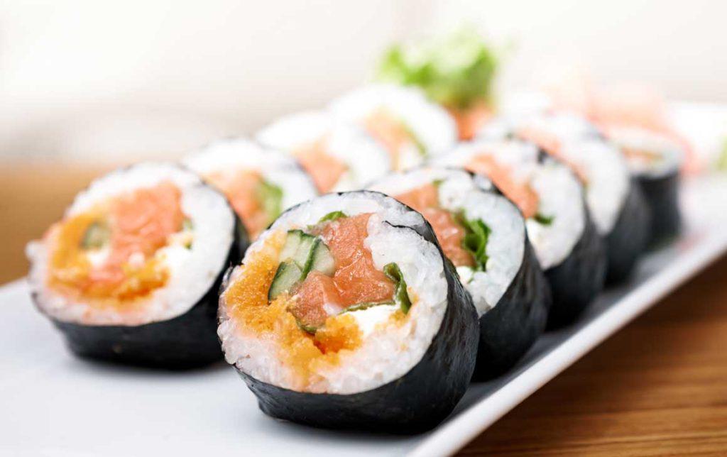 10 redenen waarom je vaker sushi zou moet eten