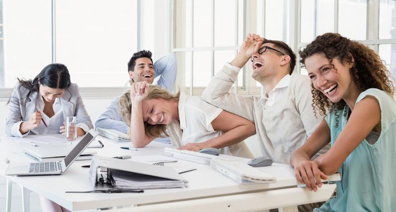 10 redenen waarom jij de BESTE collega's hebt ter wereld