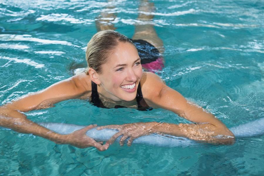10 redenen waarom zwemmen goed voor je is