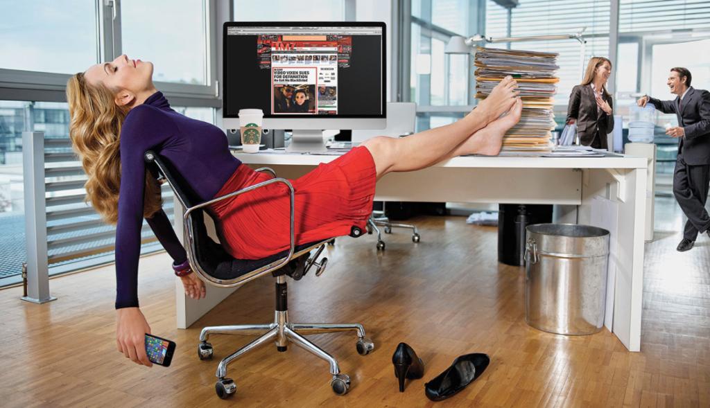 10 tips voor een actieve werkdag
