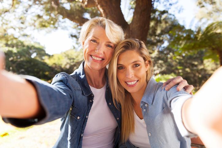 11 tekenen dat je op je moeder begint te lijken