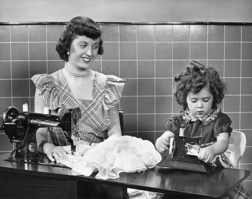 12 Herkenbare dingen die je moeder deed als je jong was in de jaren '80 en '90