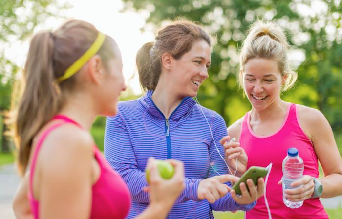 12 redenen waarom mensen die sporten gelukkiger zijn