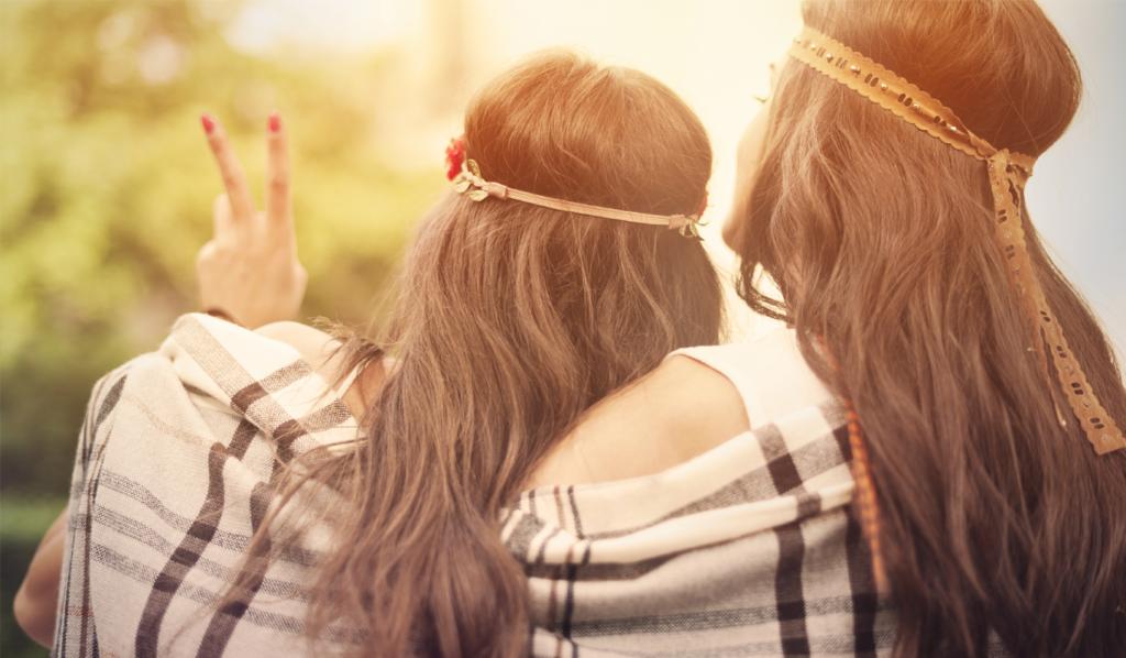 12 redenen waarom het zalig is om een grote zus te hebben