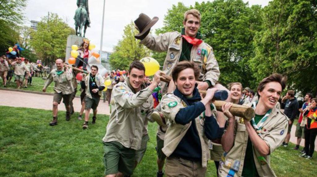 12 Redenen waarom het zalig is om in een jeugdbeweging te zitten