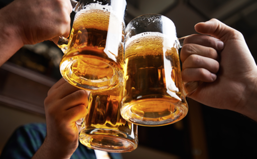 De prijs van een pint in Europa kan tot 7 euro schelen