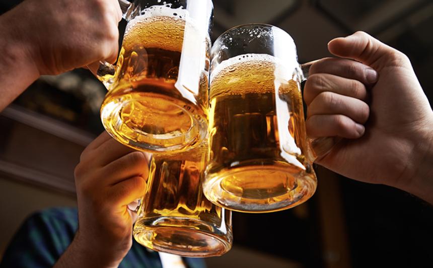 12 verrassende redenen om bier te drinken
