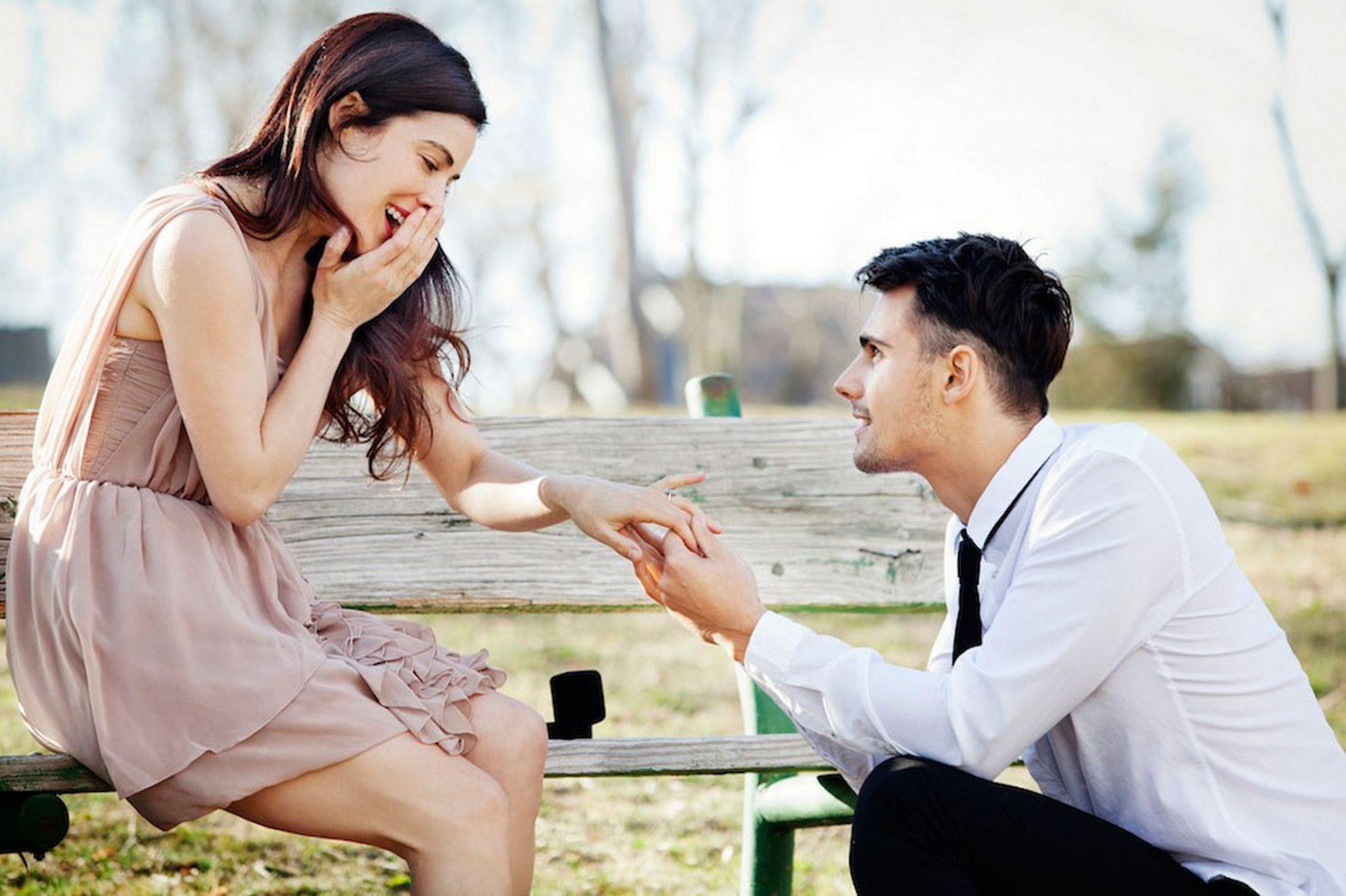 Hoe moet een vrouw flirten