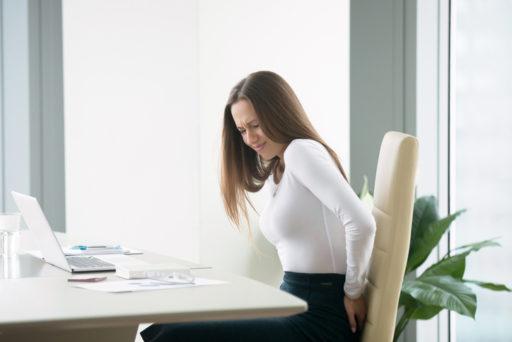 2 op 3 heeft ooit last van rugpijn. Dé oorzaak?