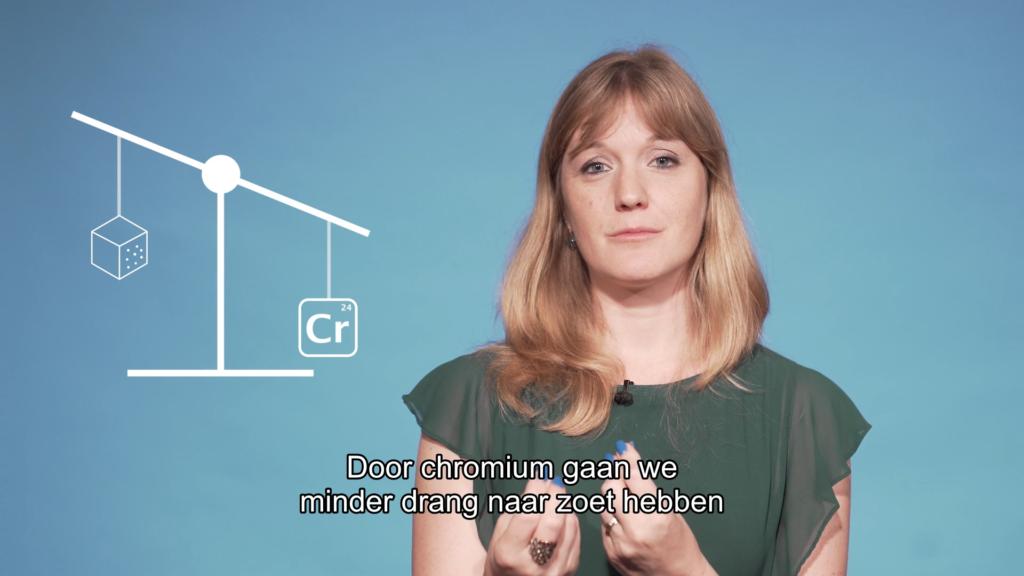 Expert aan het woord: Kan chromium helpen om lichaamsgewicht te verliezen?