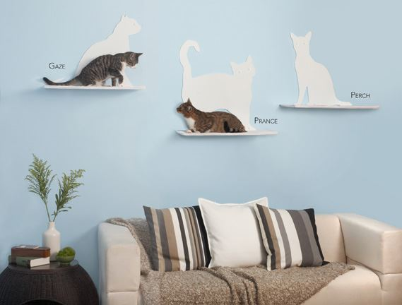 3 ideetjes voor je huis waar je kat dol op zal zijn!