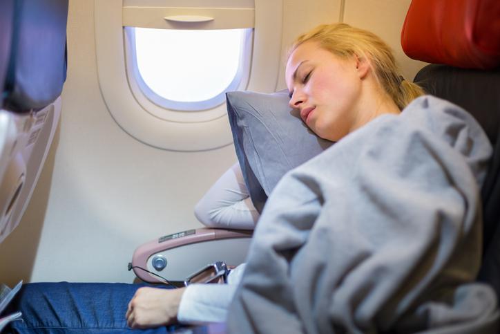3 tips om een lange vlucht te overleven