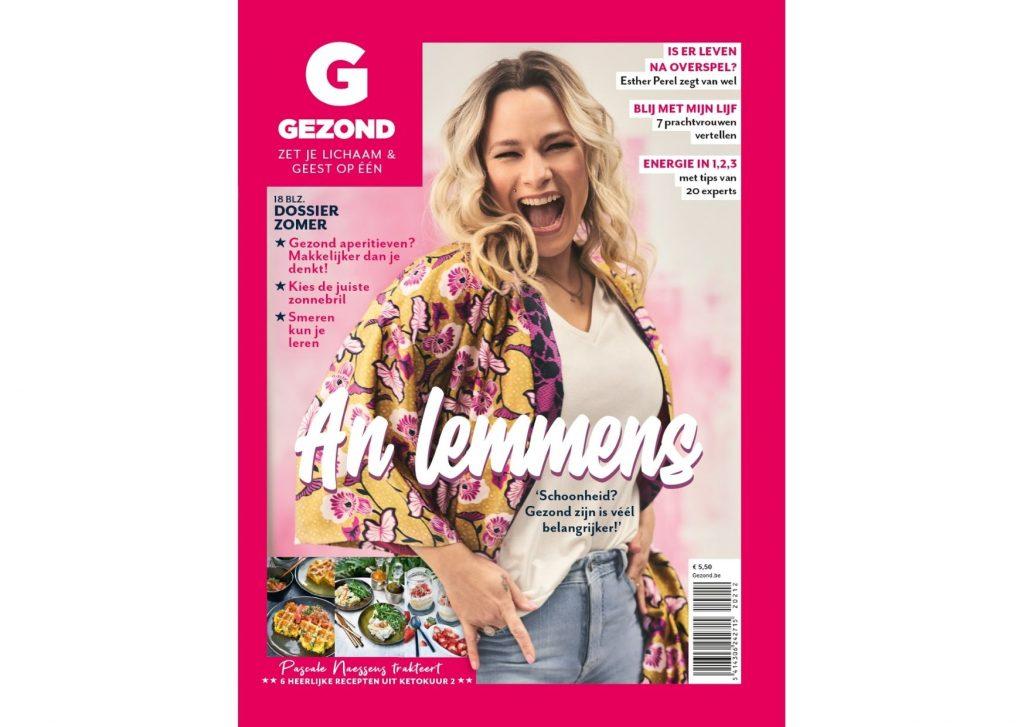Nu in de winkel: de zomer-editie van ons magazine Gezond (en dit staat er allemaal in!)