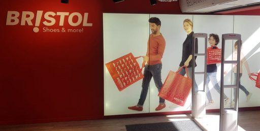 Schoenenketen Bristol sluit meer winkels