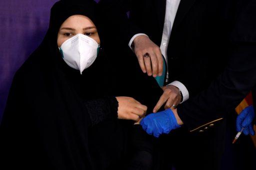 Virus Outbreak Iran Vaccine
