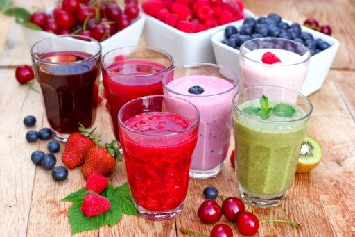 4 heerlijke smoothies voor als je wil vermageren