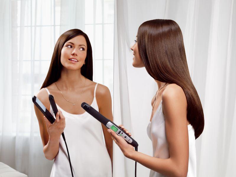 4 manieren om je haar te krullen met een stijltang