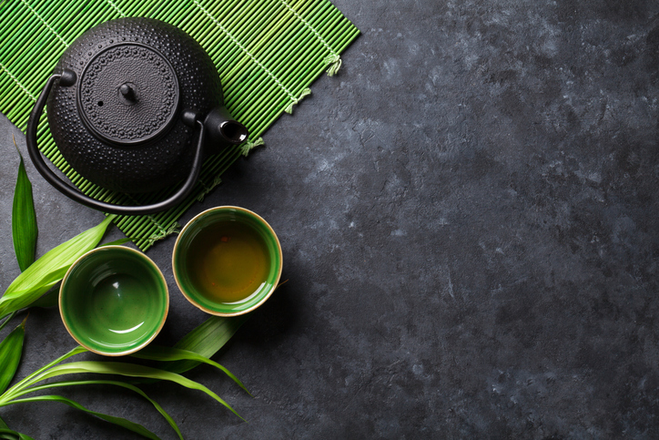 4 redenen om te kiezen voor groene thee