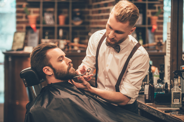 4 redenen waarom je moet daten met een man met een baard
