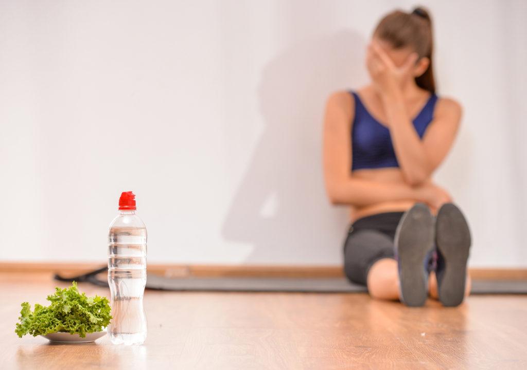 4% van de bevolking is vatbaar voor eetstoornissen