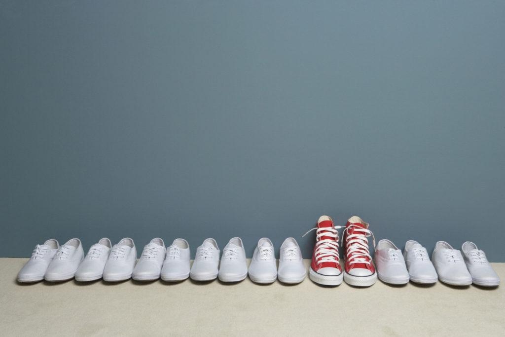 4 X nooit meer stinkende schoenen