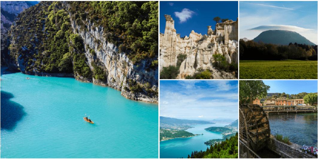 Vacances en famille: ces 10 paysages à couper le souffle pas si loin de chez vous