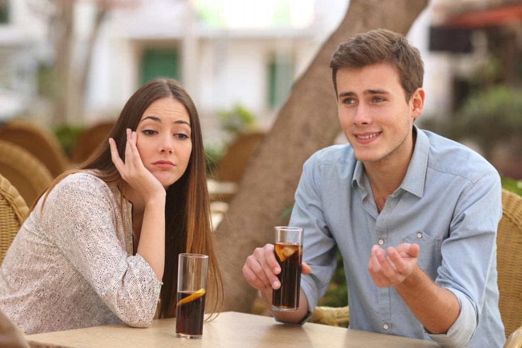 De 5 beste manieren om een slechte date te verlaten