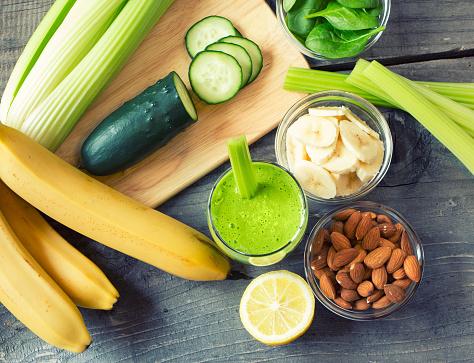 De 5 beste voedingsmiddelen om je lichaam te zuiveren!