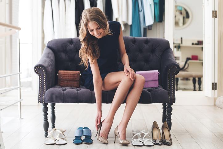 5 dingen die alleen vrouwen met een grote schoenmaat herkennen