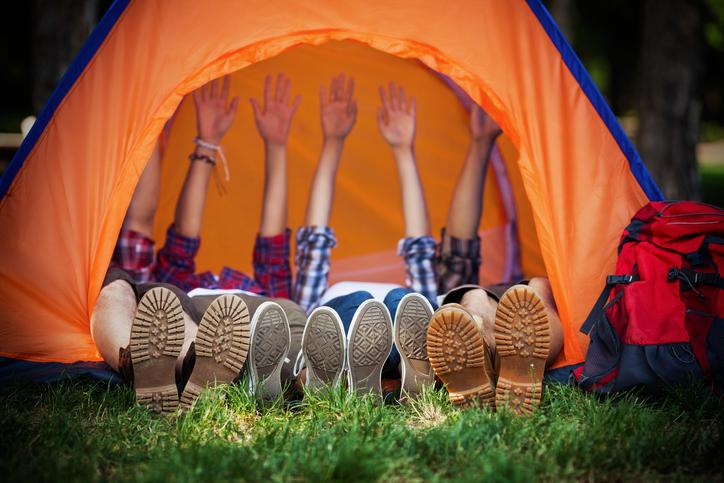 5 redenen waarom je deze zomer moet kamperen