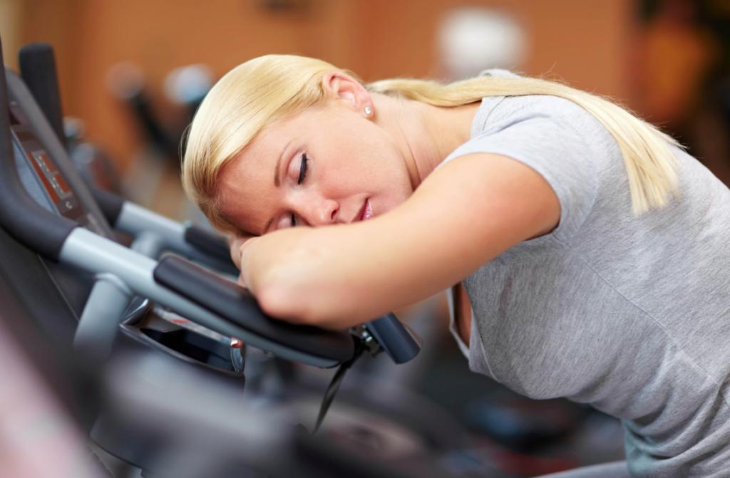 5 redenen waarom je jou fitnessdoelen niet volhield