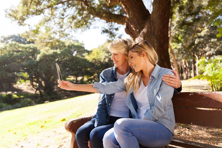5 redenen waarom je moeder je beste vriendin is