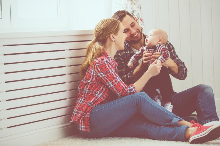 5 signalen dat je vriend later een hele goede papa zal zijn