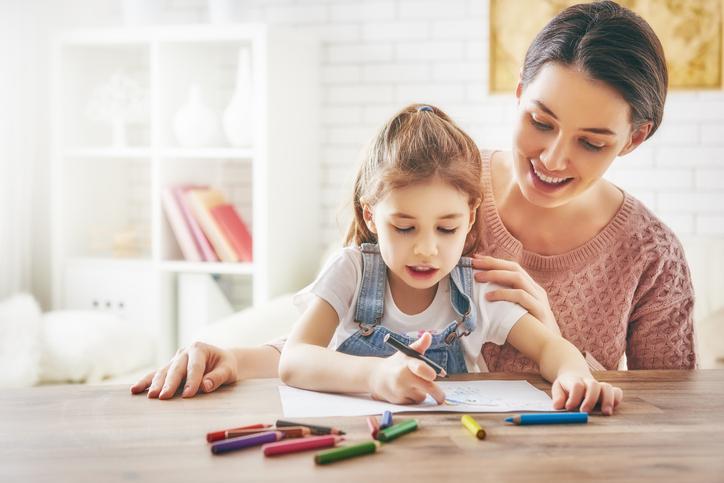 5 signalen die aantonen dat je een hele goede mama zal zijn
