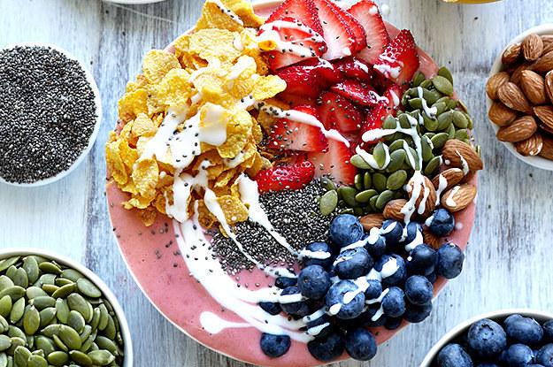 5 supergezonde ontbijtjes