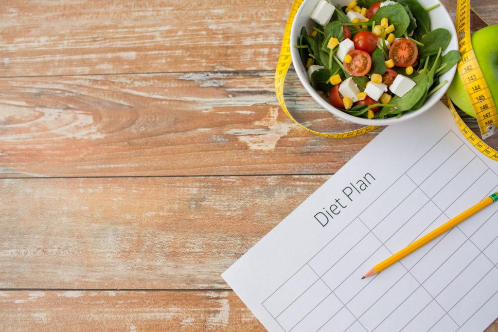 5 tips om gezond te diëten