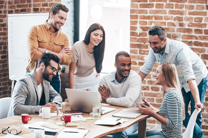 5 tips voor humor op de werkvloer