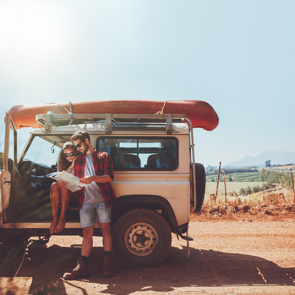 5 tips voor een onvergetelijke roadtrip