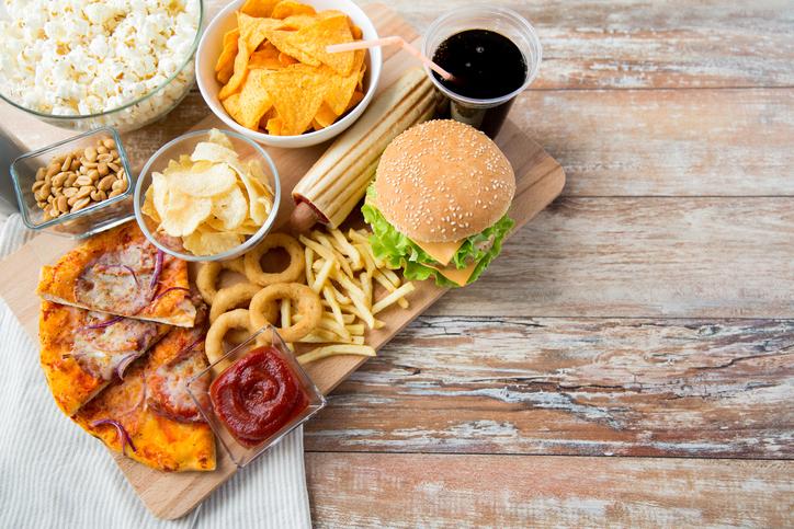 5 X gezonde alternatieven voor fastfood