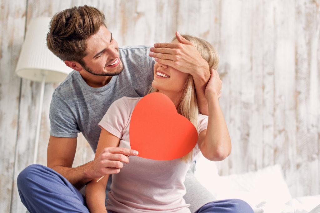5 X een romantische Valentijn